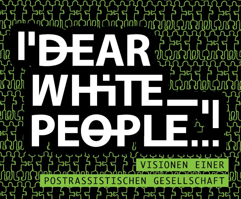 Plakat Kongress Dear White People